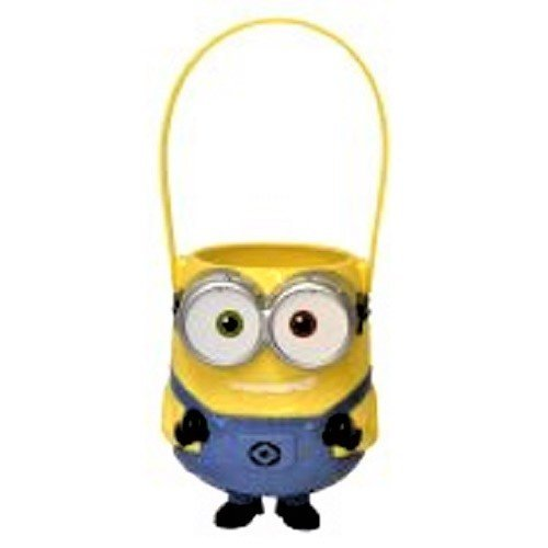 Despicable me - Minions - Figural Plastic Bucket - Children Candy, Popcorn Bucket