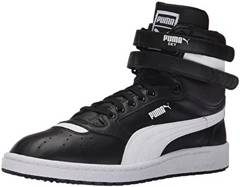 PUMA Men's Sky II Hi FG Fashion Sneakers