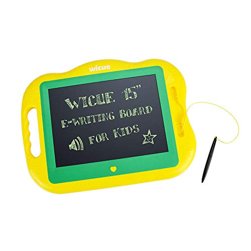 Wicue DZ006 Portable 15 Inch Writing Tablet E-writing Board Liquid Crystal Handwriting Pads - Stationery Supplies Pens & Writing Supplies - 1x Wicue Writing Board]()