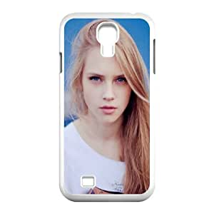 Celebrities Neda Marcinkonyte Samsung Galaxy S4 9500 Cell Phone Case White Delicate gift AVS_624286