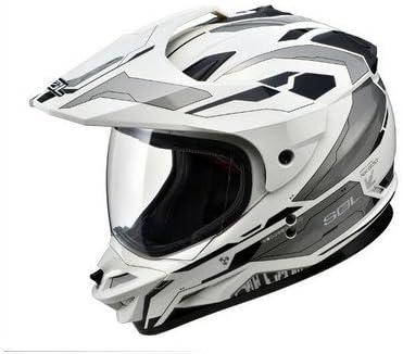 AJK SOLオフロードSS1ヘルメットバイク用ヘルメットバイクヘルメット大人気SOL-SS1オフロードバイクヘルメット通気性抜群 MLXLXXL最新モデル XXL|1038|