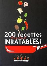 200 recettes rapides et inratables par Elise Delprat-Alvares