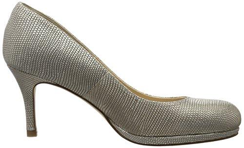 L.K. BENNETT Sybila, Zapatos de Tacón para Mujer Dorado (PLAT BLUSH)