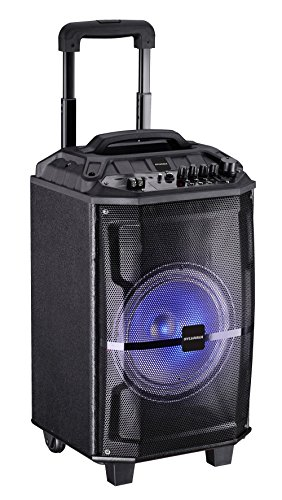 sylvania-spa036-bluetooth-tailgate-speaker-with-led-lighting-and-wireless-microphone