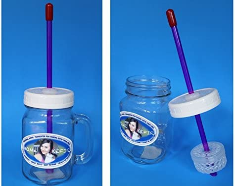 Kefir Fermenter You Already Have Regular Mouth Set for Use with Jar