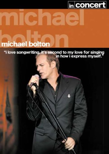 Michael Bolton - Best Of Live In Concert [DVD]
