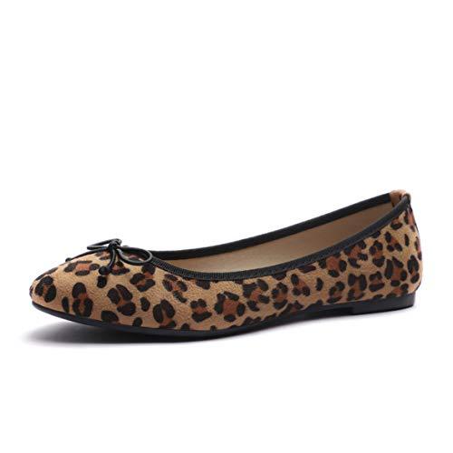 CINAK Womens Ballet Flats Comfort (Best Work Flats For Walking)