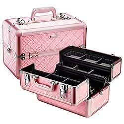 Amazon.com: Sephora collectionembossed traincase, color rosa ...