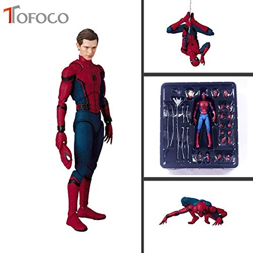 Amazon price history for 18 cm Spiderman Action Figure Toy