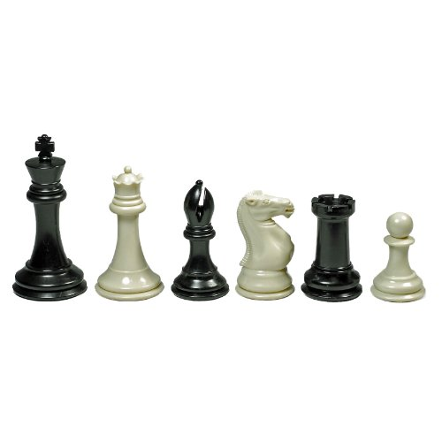Wood expressions deluxe tournament chess set with canvas bag and triple weighted chessmen arts - Deluxe chess sets ...
