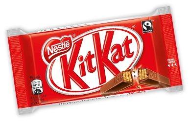 Kit Kat 4 Finger - 6