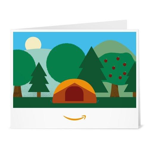 Scene Gift Card - Amazon Gift Card - Print - Summer Scene