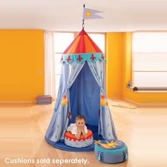 HABA Knight's Hanging Tent Playhouse