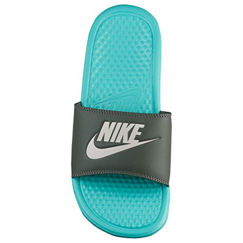 Light NIKE It Do Aurora Green Sandal Just Rock river Synthetic Bone Benassi Women's qBzxwqnfp