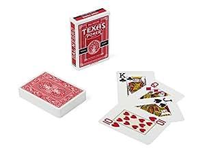 Dal Negro - Baraja Francesa Texas Poker Monkey con Reverso ...