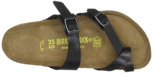 Birkenstock Mayari Birko Flor Graceful Licorice Size EU 36 US L5 Regular