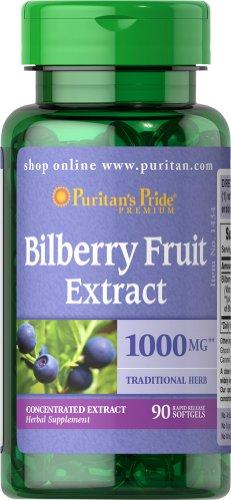 1000 mg bilberry - 9