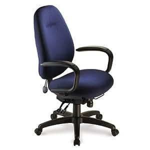 Ergocentric Ecentric - High-back Big And Tall Ergonomic Chair - 400 Lbs