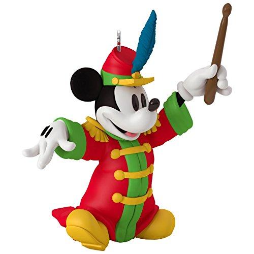 Hallmark Keepsake 2017 Disney Mickey's Movie Mouseterpieces The Band Concert Christmas Ornament (Christmas Card Animated Funny)