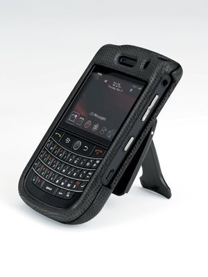 OEM BODY GLOVE BELT CLIP CASE FOR BLACKBERRY TOUR 9630 AND BOLD - Body Blackberry Glove