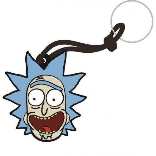 Chaveiro Emborrachado Rick
