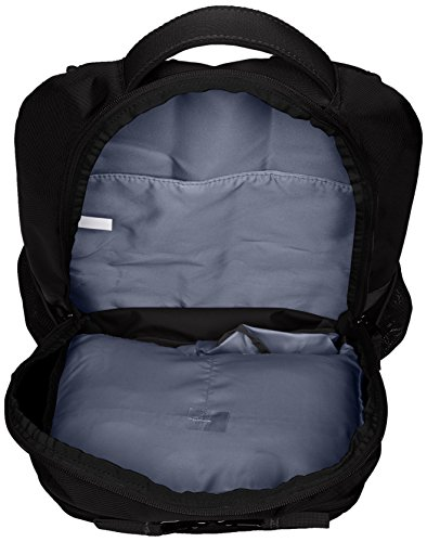 "Under Armour Unisex Team Hustle backpack 3 UA Storm technology delivers an element-battling, highly water-resistant finish Tough, abrasion-resistant bottom panel Soft lined laptop sleeve-holds up to 15"" laptop"