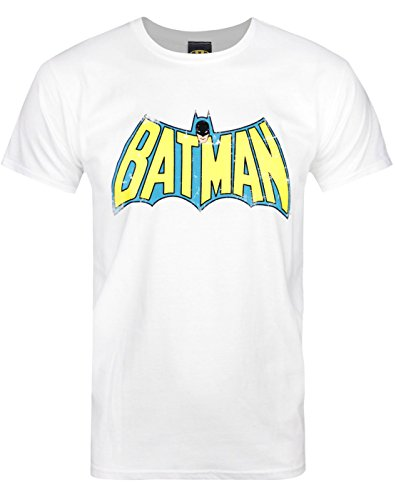 Batman+Retro+Shirts Products : Official Red Label Batman Retro Logo Men's T-Shirt