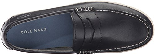 Cole Haan Men's Pinch Weekender Road Trip Penny Loafer Brkly Blue Handstain PDZ86t7r