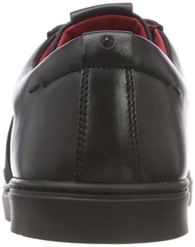 Infilare ltel black Nero Sneaker Post Uomo 001 slon Hugo q1UwSa