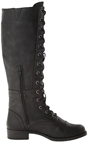 Calypso Stag Rocket Women's Black Boot Riding Dog qBxEPT