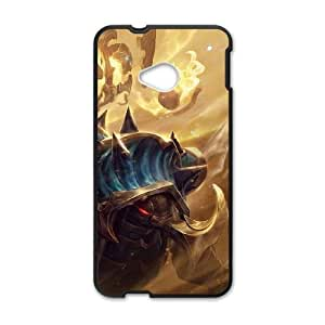 HTC One M7 Cell Phone Case Black League of Legends Guardian of the Sands Rammus LWY3593771KSL