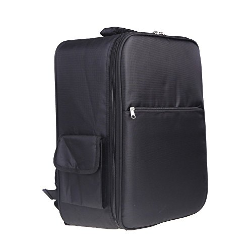 Ultimaxx Water-Resistant Backpack for DJI Phantom 4 PRO Obsidian, Phantom 4 PRO, Phantom 4 Advanced, Phantom 4 and Phatom 4 Plus Models Fits Extra Accessories
