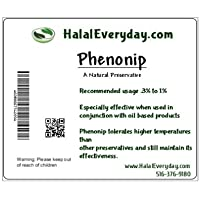 Phenonip - Preservative Used for Lotion, Cream, Lip Balm or Body Butter 2 Oz - Enough preservative to support…
