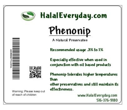 Price comparison product image Phenonip - Natural Preservative Used for Lotion, Cream, Lip Balm or Body Butter 2 Oz - Enough preservative to support approximately 12 lbs. of product