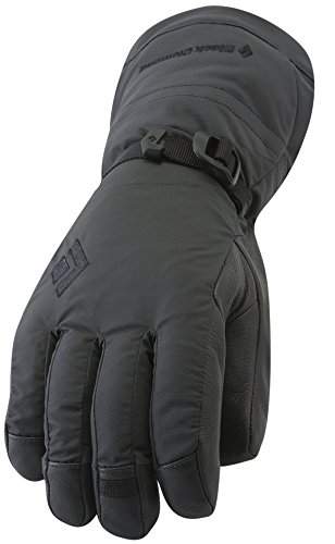 (Black Diamond Women's Mercury Gloves Gore-Tex Cold Weather Gloves, Black, Small)