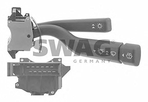 SWAG Steering Column Wiper Switch Fits FORD Transit Bus 6993548