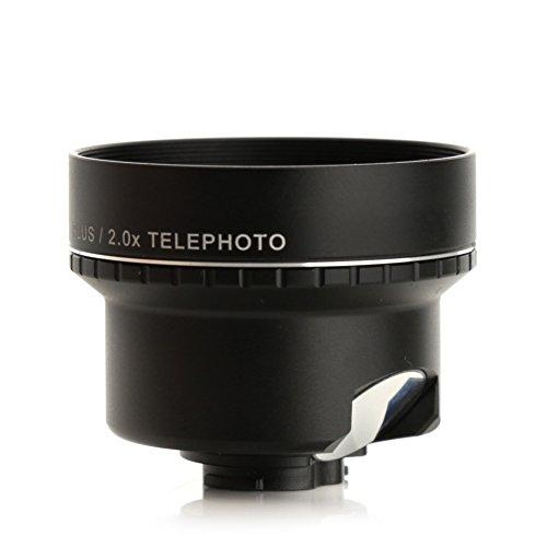 KAPKUR Telephoto Lens 2X HD 4K for Dual Camera iPhone 7plus, iPhone 8plus, iPhone X Phone Case