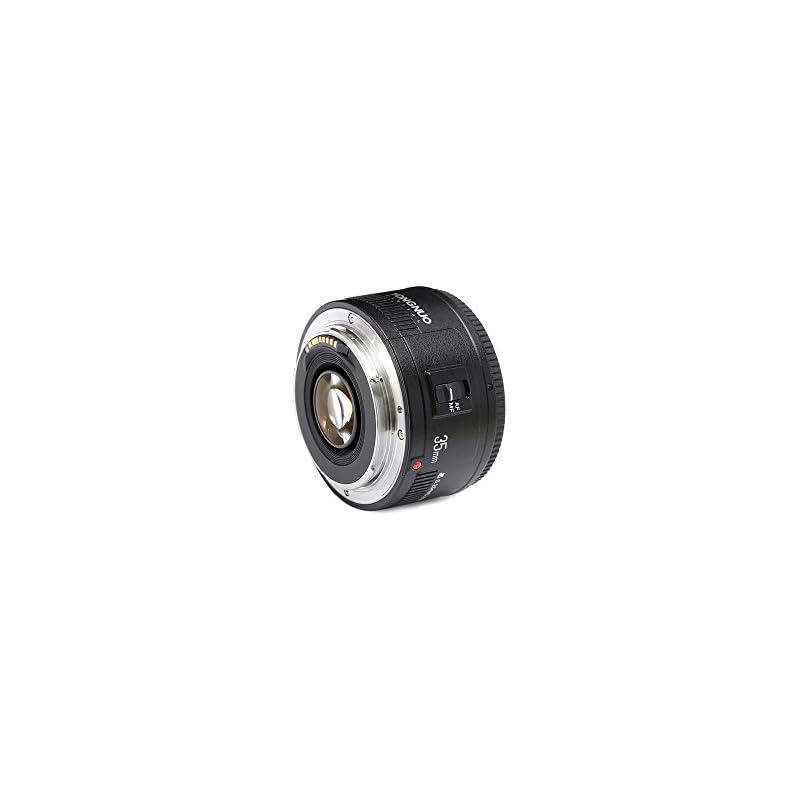 YONGNUO YN35mm F2 Lens 1:2 AF/MF Wide-An