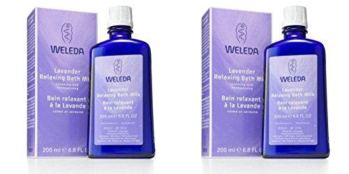 vender Relaxing Bath Milk | 200ml | 2 PACK - SUPER SAVER - SAVE MONEY ()
