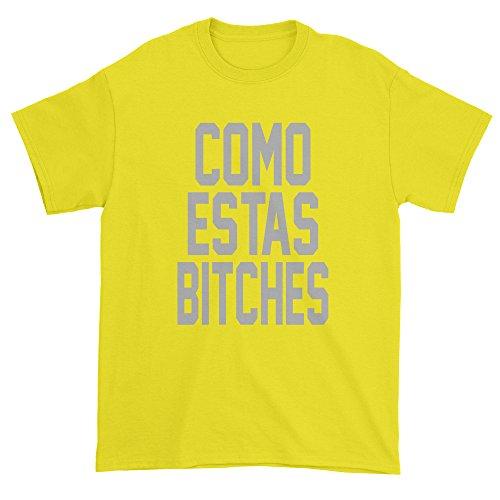 Bitch Yellow T-shirt - 1