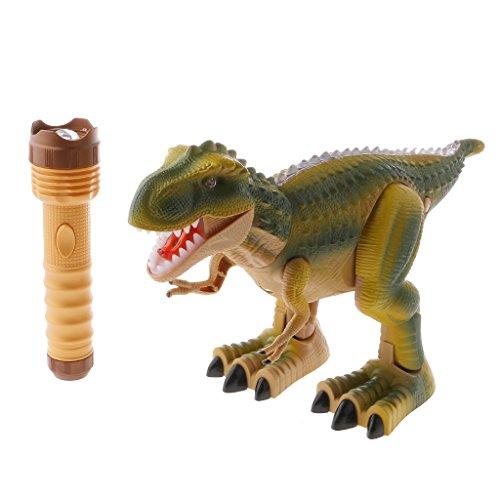 Juguete-Modelo-de-Megalosaurus-RC-Caminar-y-Rugido-del-Dinosaurio-Luz-y-Sonido