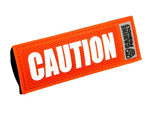 canine-friendly-1-bark-notes-caution-patch-for-collar-or-leash