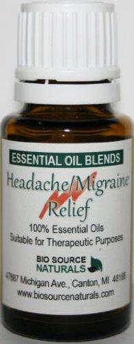 Maux de tête & Migraine Relief MC