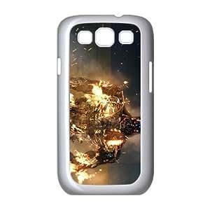 Samsung Galaxy S3 9300 Cell Phone Case White Terminator I8268666