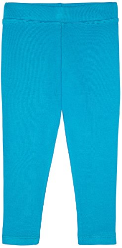 Lilax Girls' Basic Solid Full Length Leggings 5T (See Through Halloween Outfits)