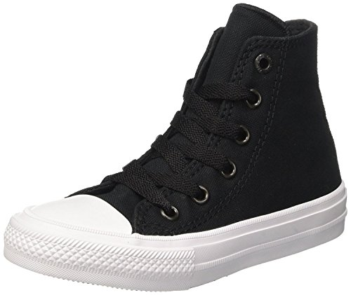 Converse Chuck Taylor All Star Glitter High Top Sneakers White/Lava/Gum