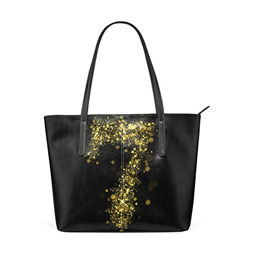 Sparkling Coosun No. 7 Pu Leather Handbag Bags Purse And Tote Bag For Women Means Muticolour
