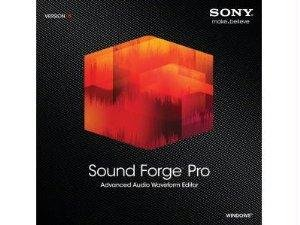 Sony Creative Software Inc Sony Sound Forge Pro 11 Esd (Sony Sound Forge 11)