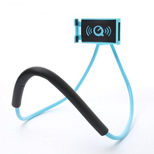 ULAKY 360° Rotation Hanging on Neck Cell Phone Mount Holder Phone Selfie...