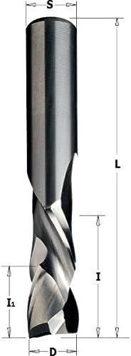 2 d6527/K Fraise /à positif /& n/égatif spiralgenuteten Couper Z2/